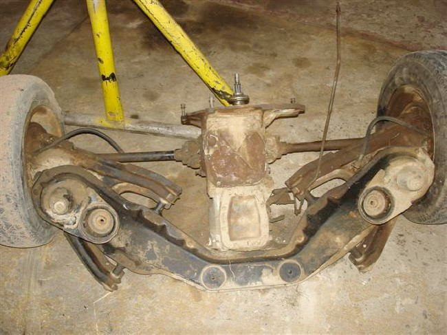 Rear Suspension Transmission Differential on Tie Rod End Front Suspension Diagram