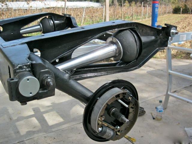 Classic Car Suspension Rebuild Kits