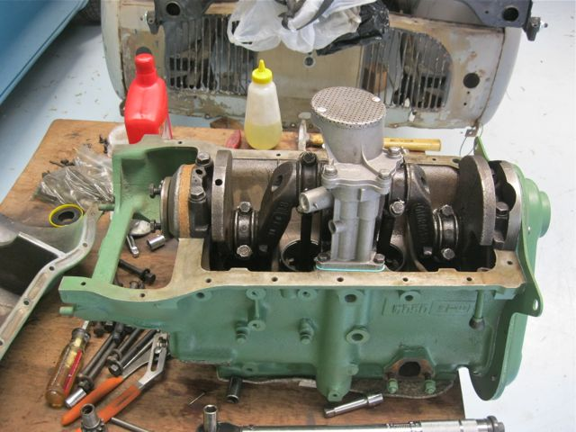 Some progress on my 62 Renault | Automotive General Topics | Bob Is The Oil Guy