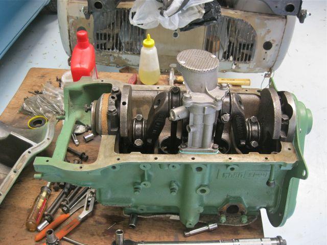 Manual Car Engine Parts