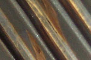Desgaste de bronce con azufre/fósforo
