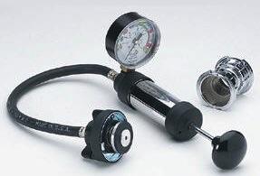 bomba de prueba de presión