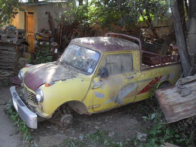 Patagonia 4x4 off road argentina ver tema mi nuevo - Mini clasico para restaurar ...