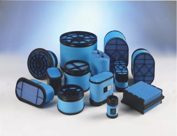 Diferentes filtros PowerCore